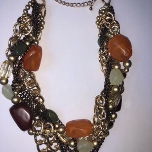 Jewelry - Signature Statement Necklace with multiple shades